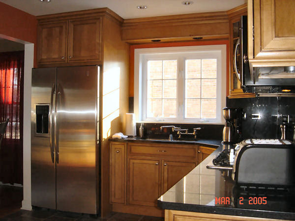 Kitchen remodeling by naperville construction